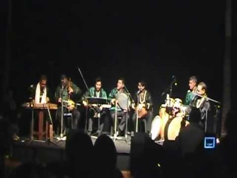 Madakto Ensemble (Zolfaye Yarom Bi Nazire) کنسرت گروه موسیقی ماداکتو
