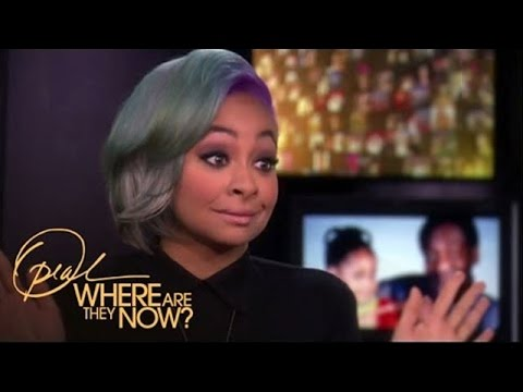 Raven-symoné: i'm Tired Of Being Labeled | Where Are They Now? | Oprah Winfrey Network video