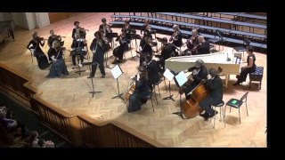 VIVALDI FOUR SEASONS (Full). MAXIM FEDOTOV Violin Great Hall Moscow
