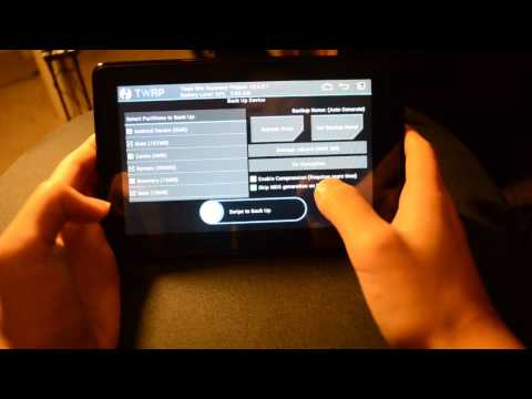 How to Root and Install/Run Android (CM 10.1.3) on your Kindle Fire First Generation
