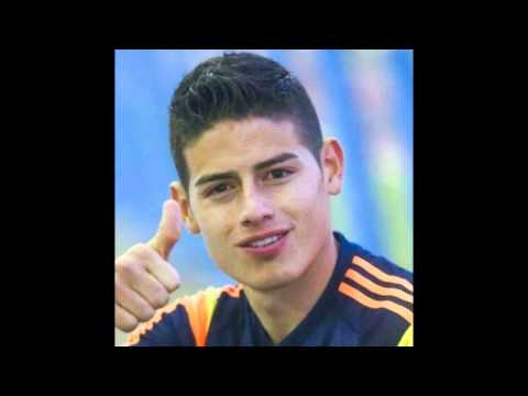 ANTES Y DESPUES ||| JAMES RODRIGUEZ DE NIÑO A ESTRELLA MUNDIAL DEL FUTBOL