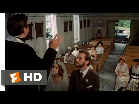 Pretty Baby (6 8) Movie Clip - Violet Gets Married (1978) Hd video