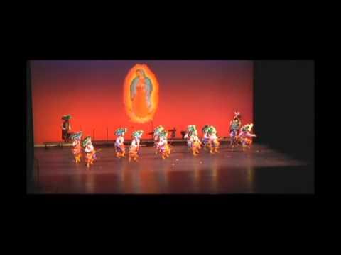 Los Matachines (Danzas Guadalupanas, Trazos de provincia) MDE Chicago