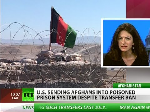 Torture Traffic: US throwing Afghans in banned prisons