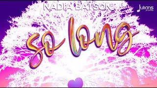Nadia Batson So Long The Purple Heart Riddim 34 2019 Soca 34 Trinidad