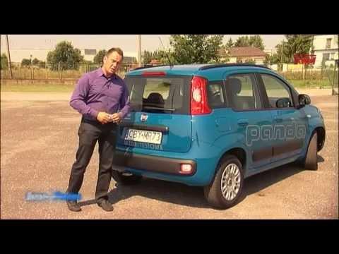 Fiat Panda   -Jazda Próbna - Odc 37 -Sezon III