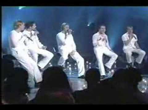 Westlife - I Have A Dream - Live Abba Mania Special