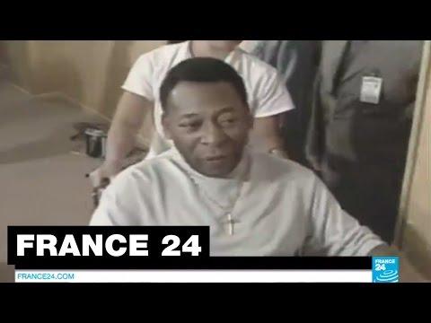 URGENT - Pelé transféré en soins intensifs, son état de santé empire - BRÉSIL