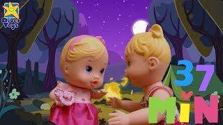 Novelinha de boneca | Desenho infantil para crianças
