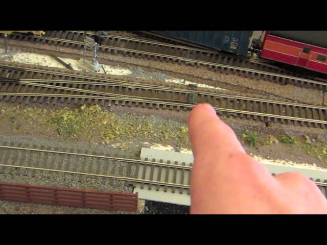 HO Scale Model Trains June 2, 2013 Layout Update
