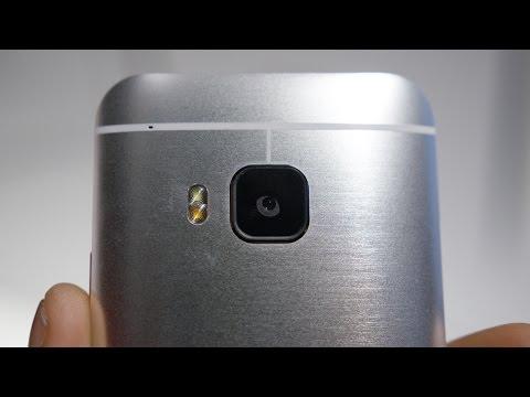 HTC One M9 Impressions!