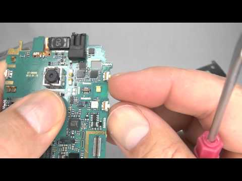 Samsung Galaxy Mini 2 GT-S6500 Disassembly - Digitizer Touch Screen & TFT LCD Display Repair