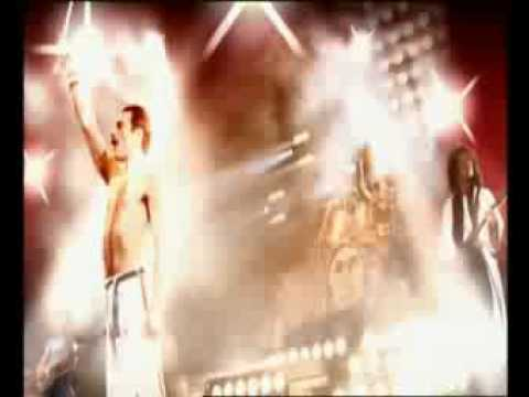 Queen On Fire Live At the Bowl 1982 (Commercial DVD)