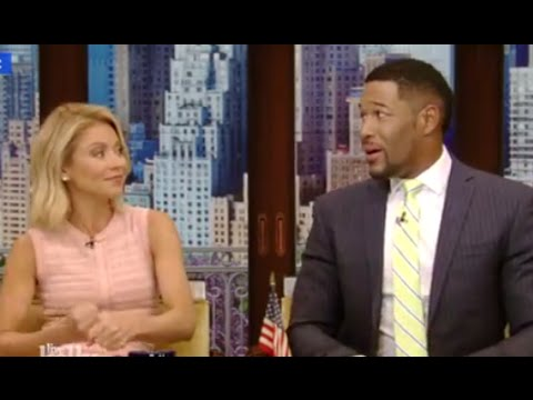 Michael Strahan Joins 'GMA' Full-Time, Leaving 'Live'