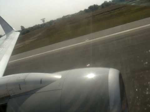 Malaysian Airlines trip to Phnom Phen Cambodia