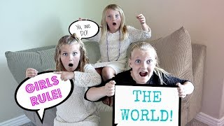 If GIRLS Ruled the WORLD! Lyric Video