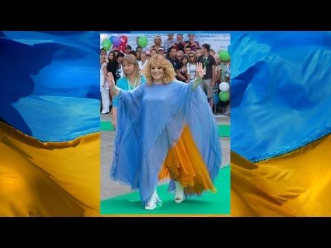 В поддержку Украины. А.Б.Пугачёва Нас бьют - мы летаем. Новый видеоряд