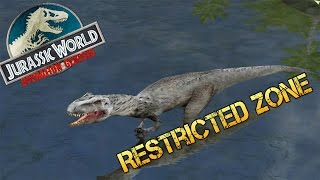 Jurassic World Operation Genesis #0 - Restricted Site B
