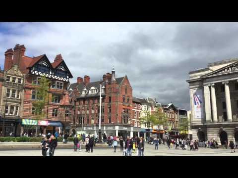 Brunei Traveller - My impression on Nottingham