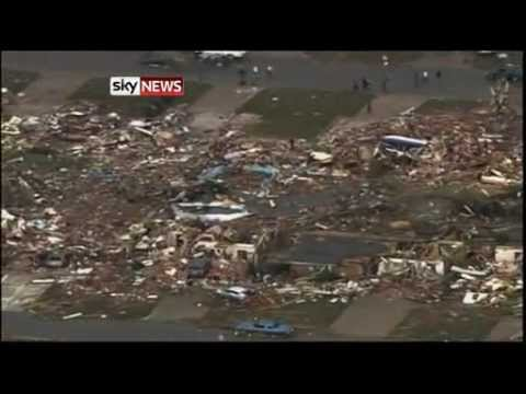 Oklahoma Tornado: Up To 91 People Killed