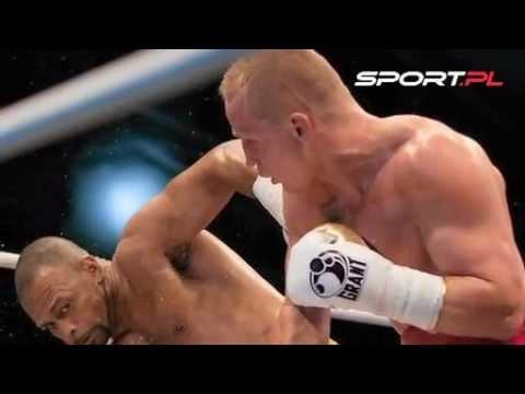 Po walce Głażewski – Jones: Głażewski był imponujący. Przykre, że przegrał na punkty