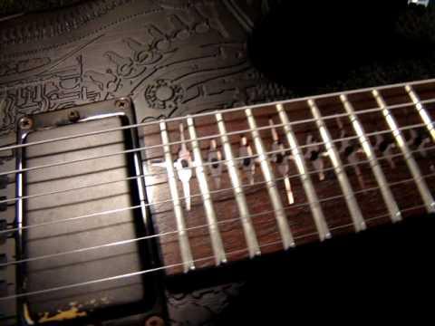 Ibanez HR Giger Guitar