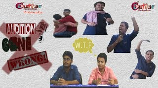 Audition Gone Wrong | Latest Funny Video | Duffer Productions