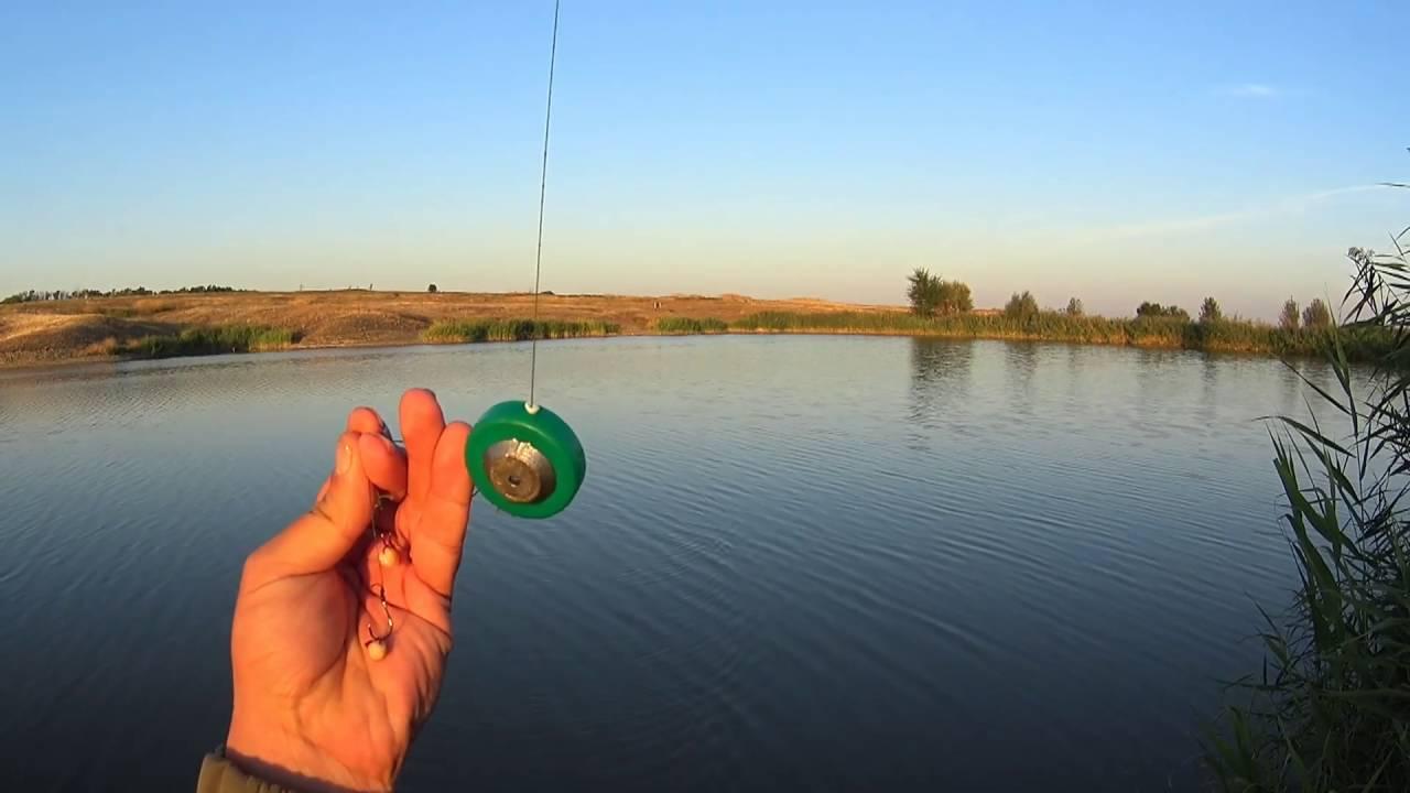 как ловить на пробку на реке