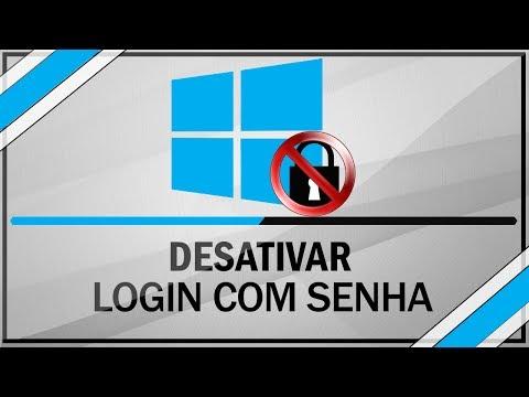Como remover senha na Inicialização do windows 8 / 8.1