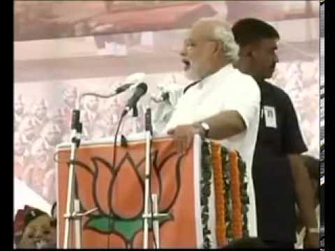 Shri Narendra Modi addresses Purv Sainik Rally in Rewari, Haryana 15 Sep 2013