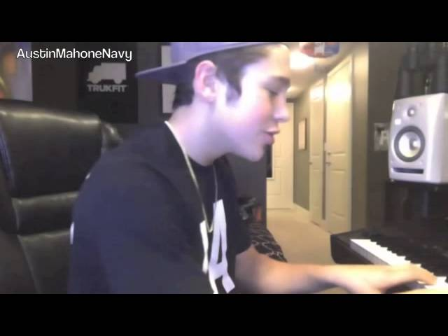 Austin Mahone USTREAM Friday May 2nd 2014 [FULL] [8:40PM EST]