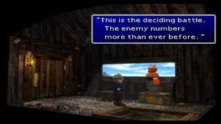 Final Fantasy VII Playthrough Part 43 Fort Condor Huge Materia