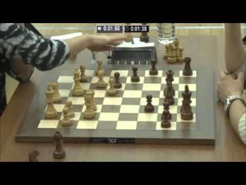 2014 Women's World Blitz Championship Round 4