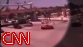 See moment Florida bridge collapsed