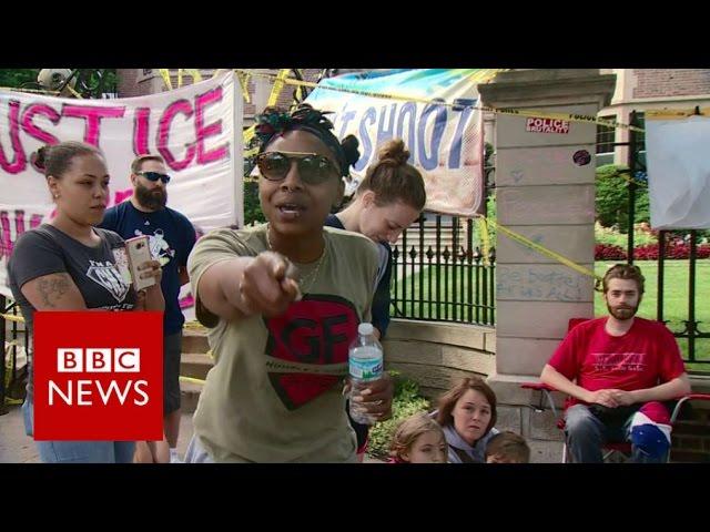 """You feel what we feel, you feel loss, you feel pain"" BBC News"