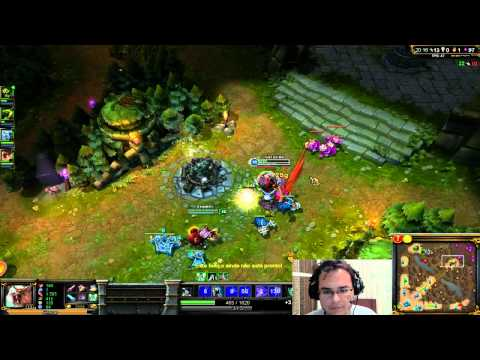 Brincando no LOL - [HD]