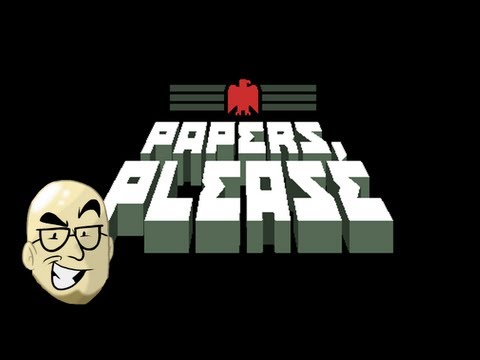 Let's Look At: Papers, Please! [PC]