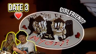 Date #3 With Bae! **I ASKED HER TO BE MY GIRLFRIEND**