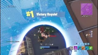 Double RPG Overpowere *MUST SEE* | solo win Fortnite Battle Royale