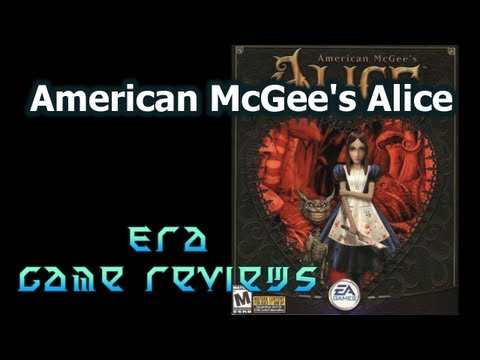 Era Game Reviews - American McGee's Alice PC Game Review