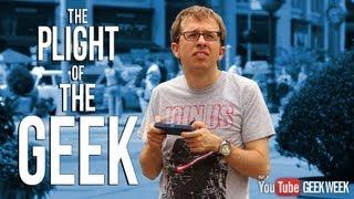 The Plight of the Geek - Nature Documentary (Geek Week)