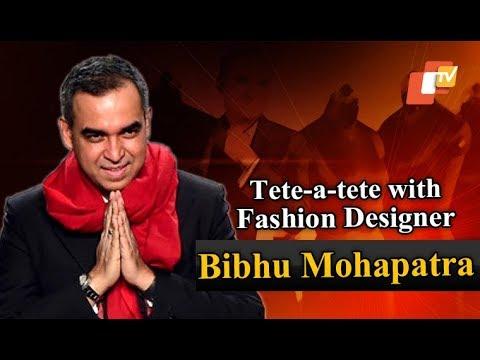 Fashion Designer Bibhu Mohapatra in conversation with Kasturi Ray