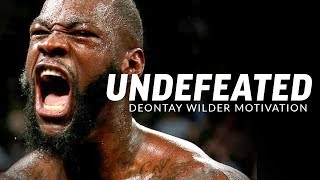 THE BADDEST MAN ON THE PLANET - Deontay Wilder Motivational Video