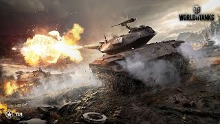 Мультик танки Супер бой танков Ч 1 Cartoon tanks super fight
