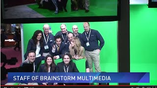 Our presence at NAB 2015 - Overview