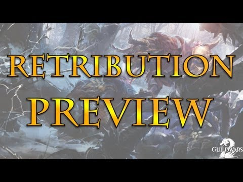 GW2 - Retribution Patch Preview & Golem's Big Day Out