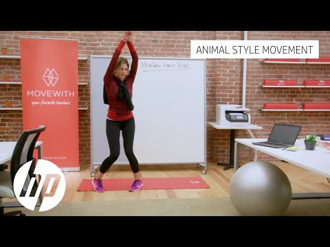 Meet the Intern: Charissa Thompson at MoveWith | HP OfficeJet Pro | HP thumbnail
