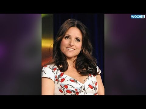 Julia Louis Dreyfus Clown Julia Louis Dreyfus Naked And