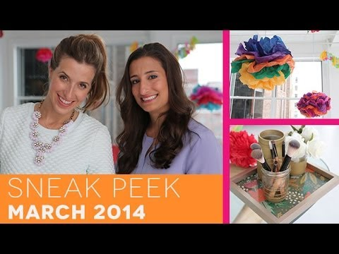 Birchbox March 2014: Sneak Peek!
