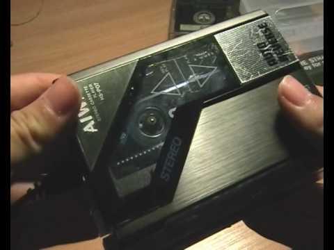 Aiwa Cassette Player Cassette Player Walkman